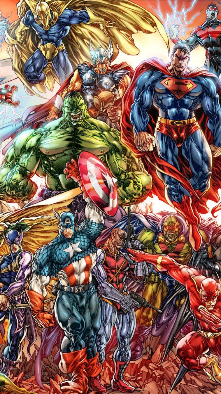 758x1348 Marvel Wallpapers for Iphone HD | wallpaper.wiki