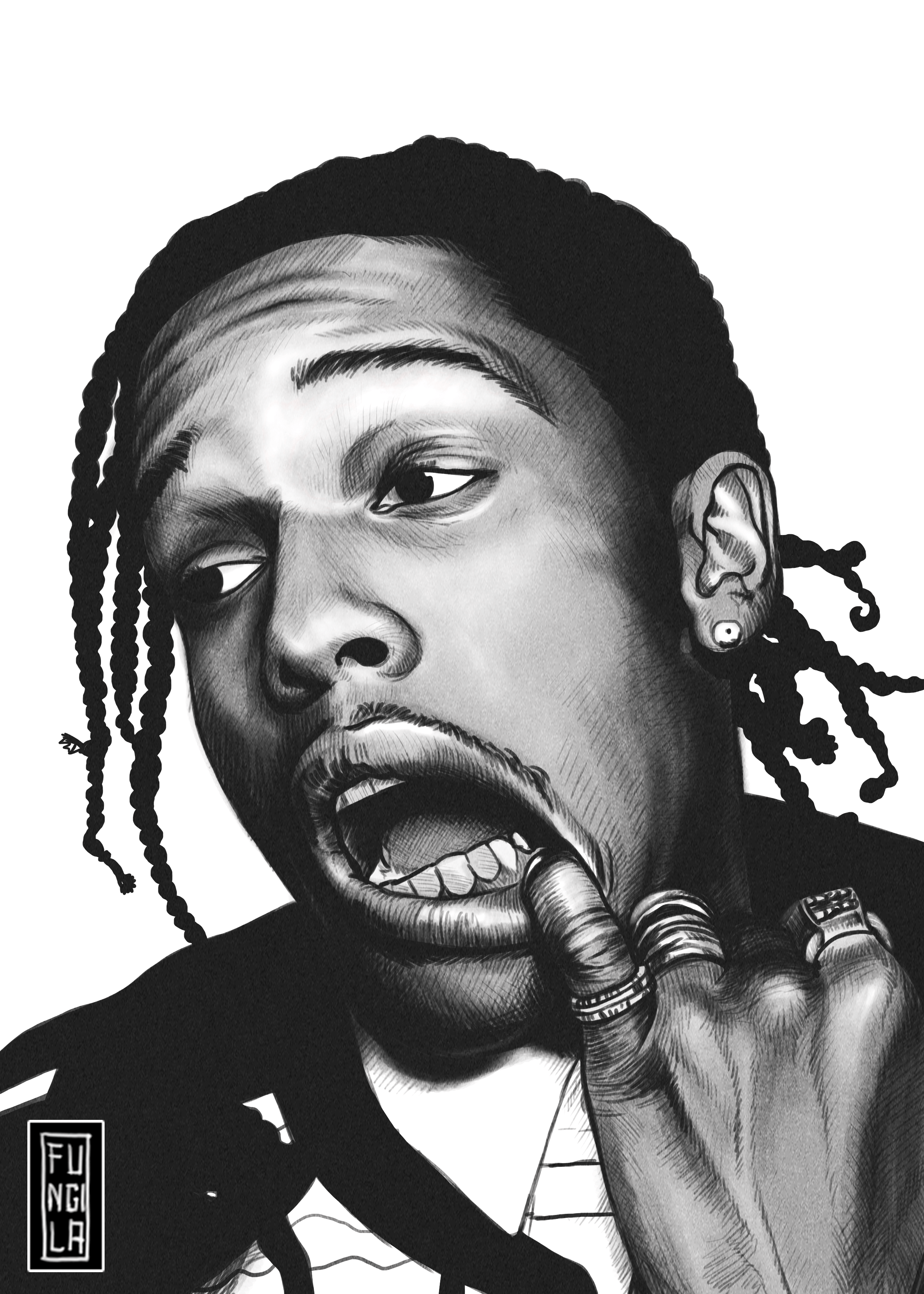 2500x3500 Asap Rocky Wallpapers for Iphone 7, Iphone 7 plus, Iphone 6 plus
