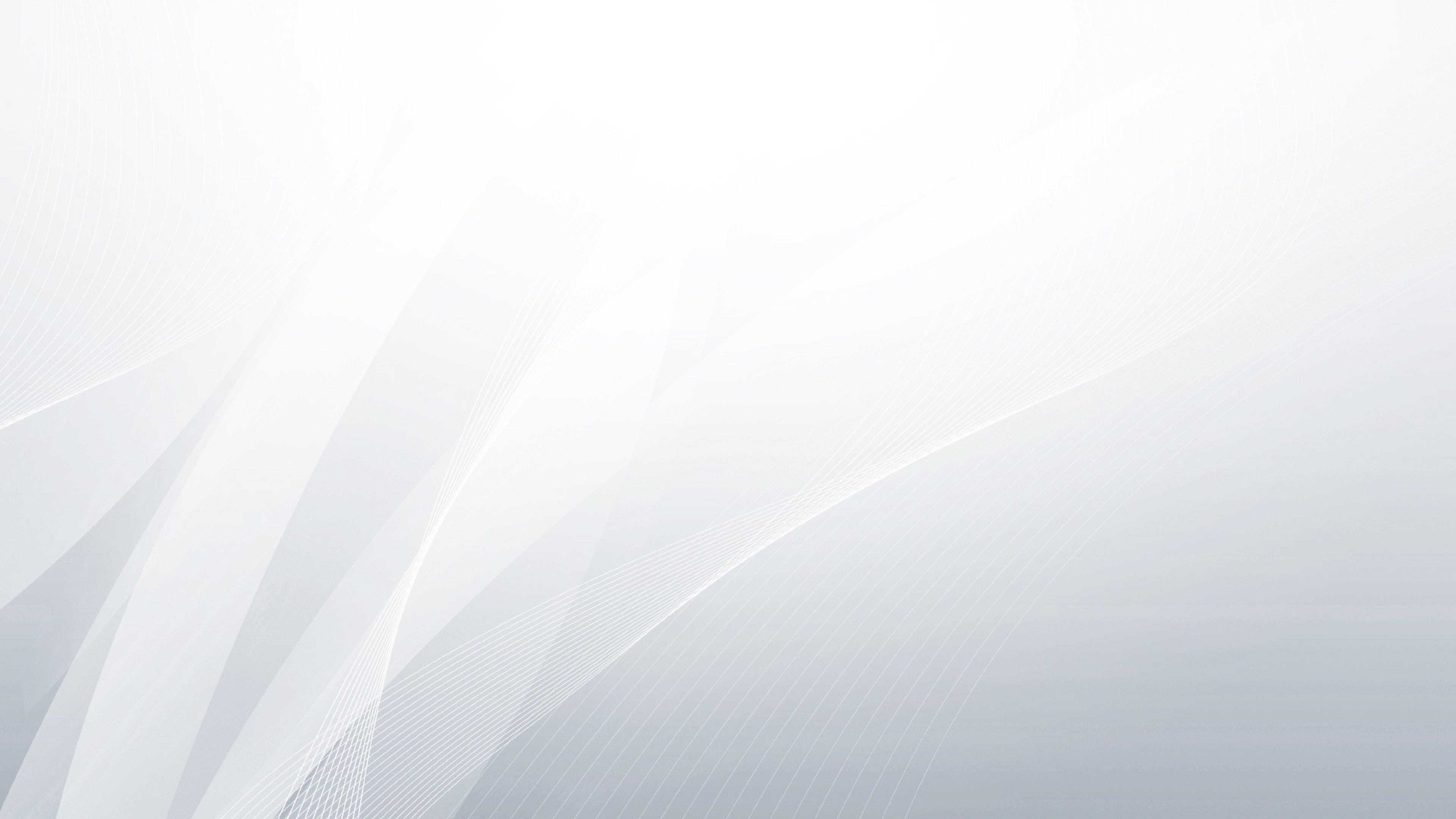 3840x2160 Download 3840x2160 Minimalistic, Waves, White, Gradient Wallpapers ...