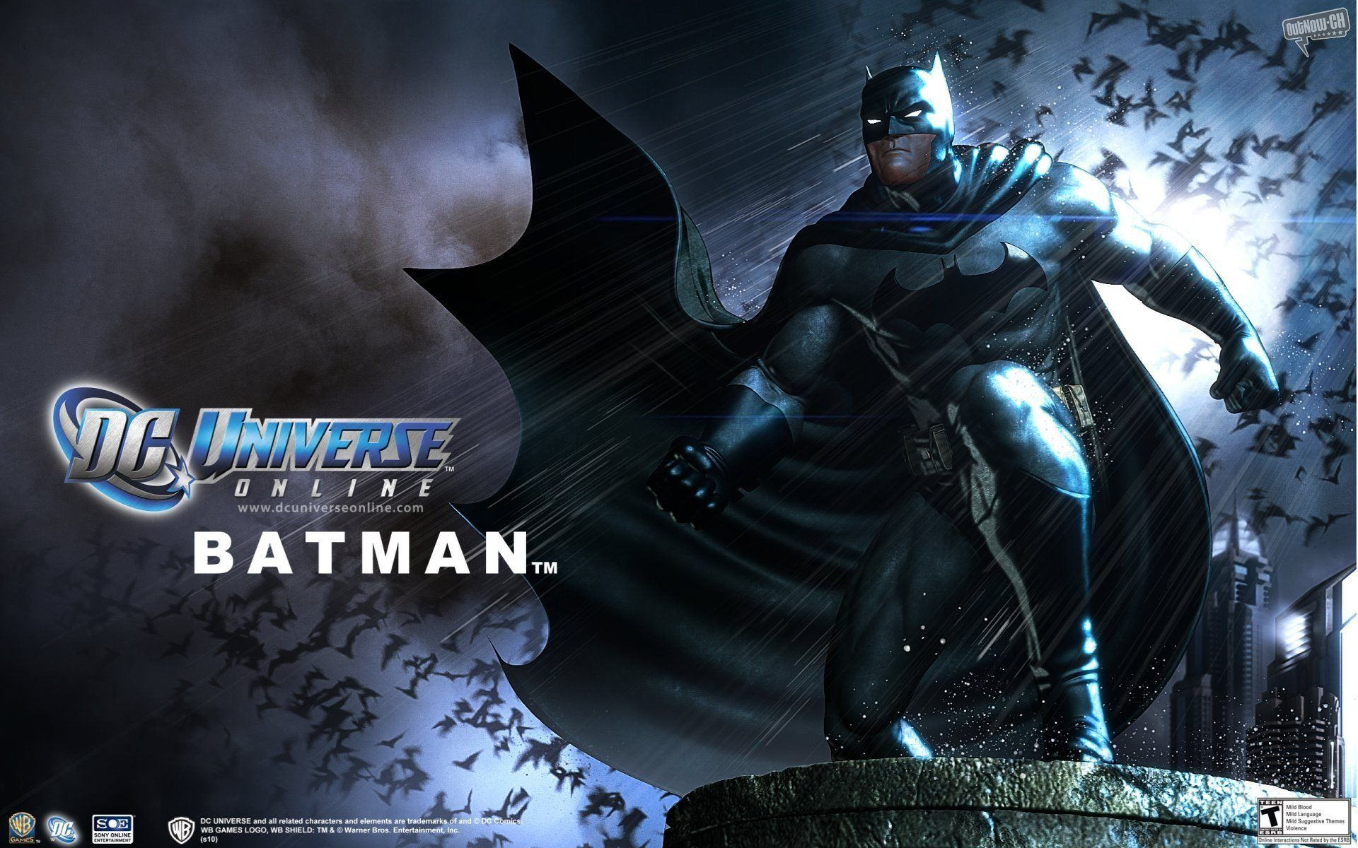 1920x1200 37 DC Universe Online HD Wallpapers | Background Images - Wallpaper ...