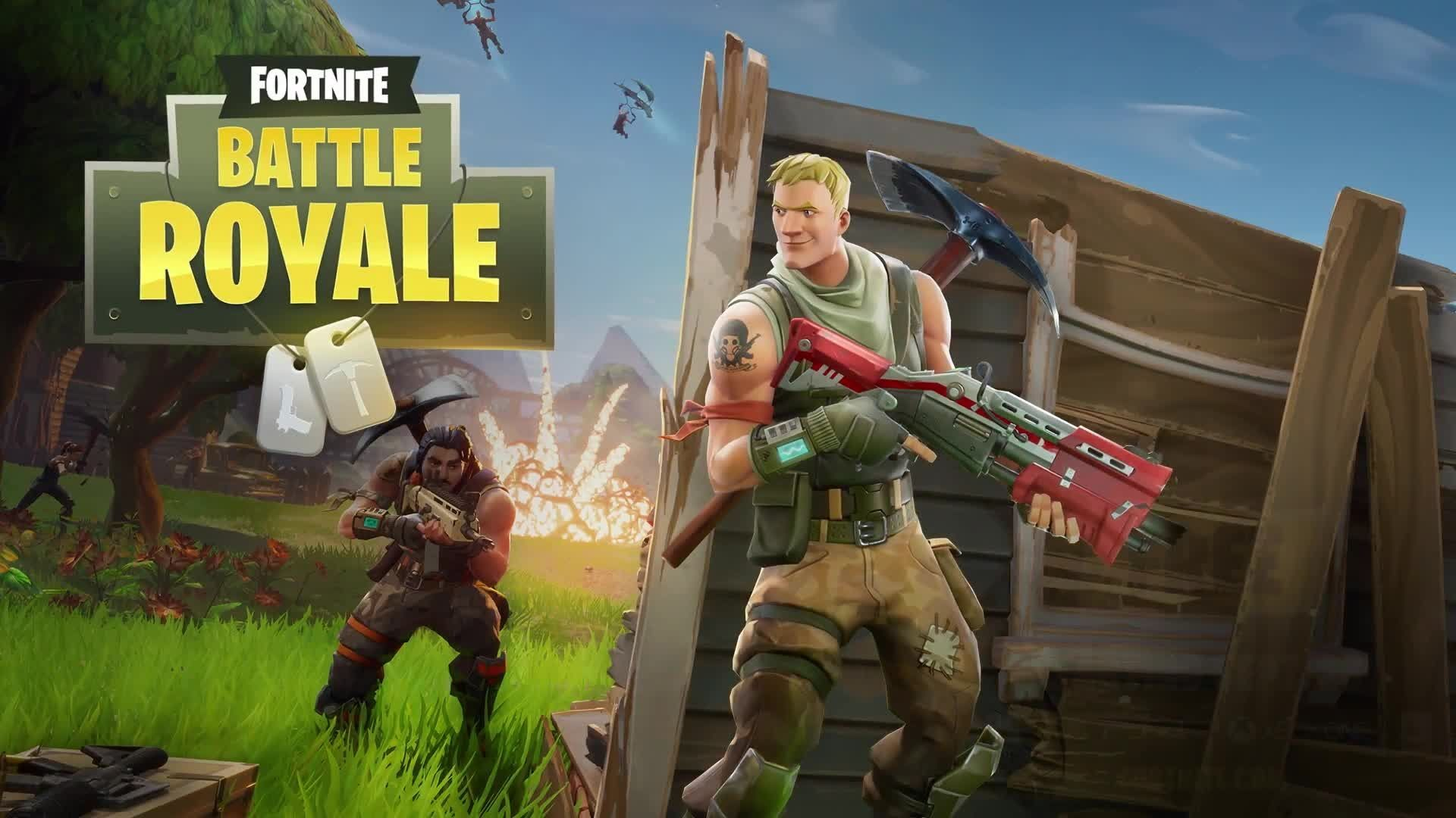 1920x1080 Fortnite Battle Royal HD Wallpapers