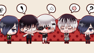 Tokyo Ghoul Chibi Wallpapers – Top Free Tokyo Ghoul Chibi Backgrounds