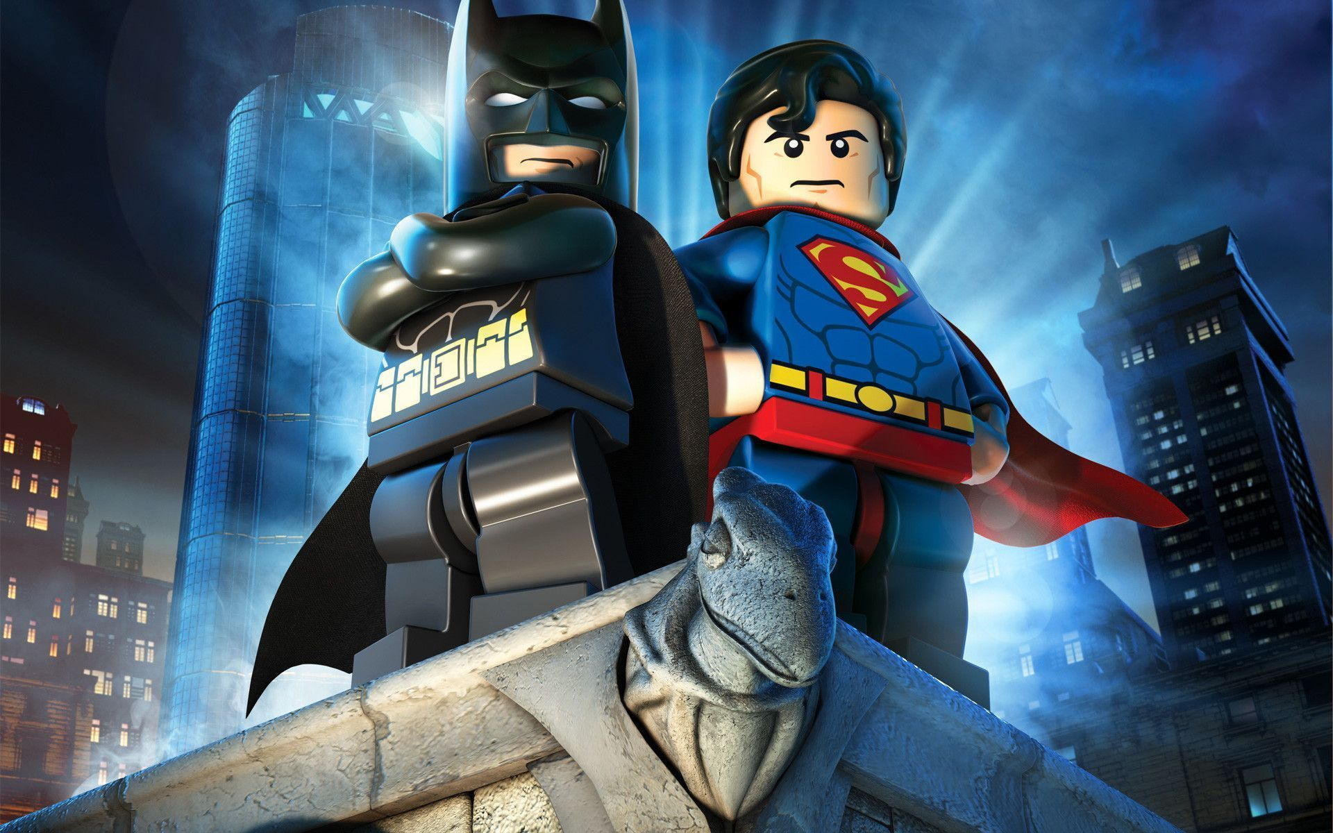 1920x1200 LEGO Batman 2: DC Super Heroes HD Wallpapers and Background Images ...