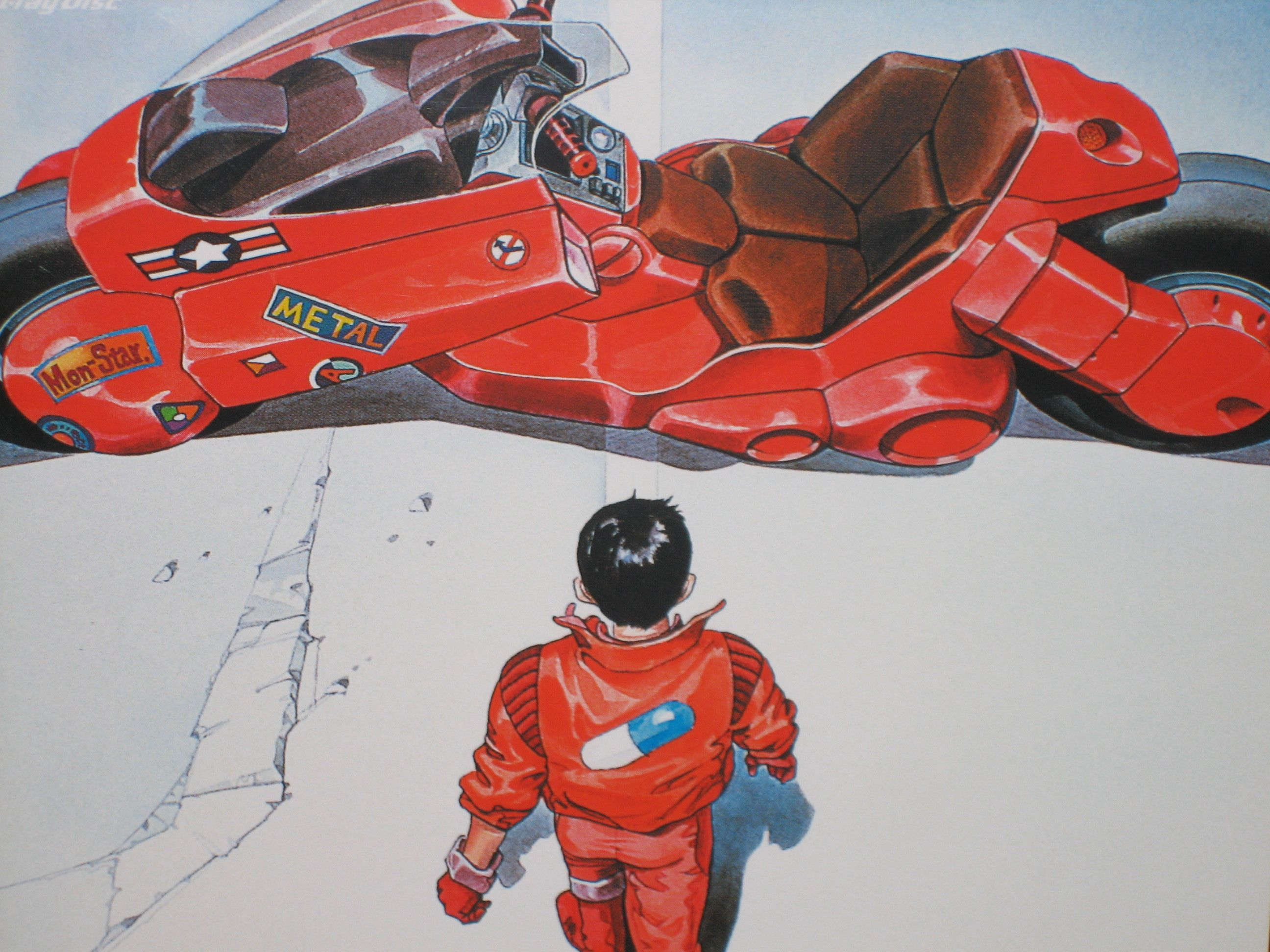 2592x1944 59 Akira HD Wallpapers | Background Images - Wallpaper Abyss
