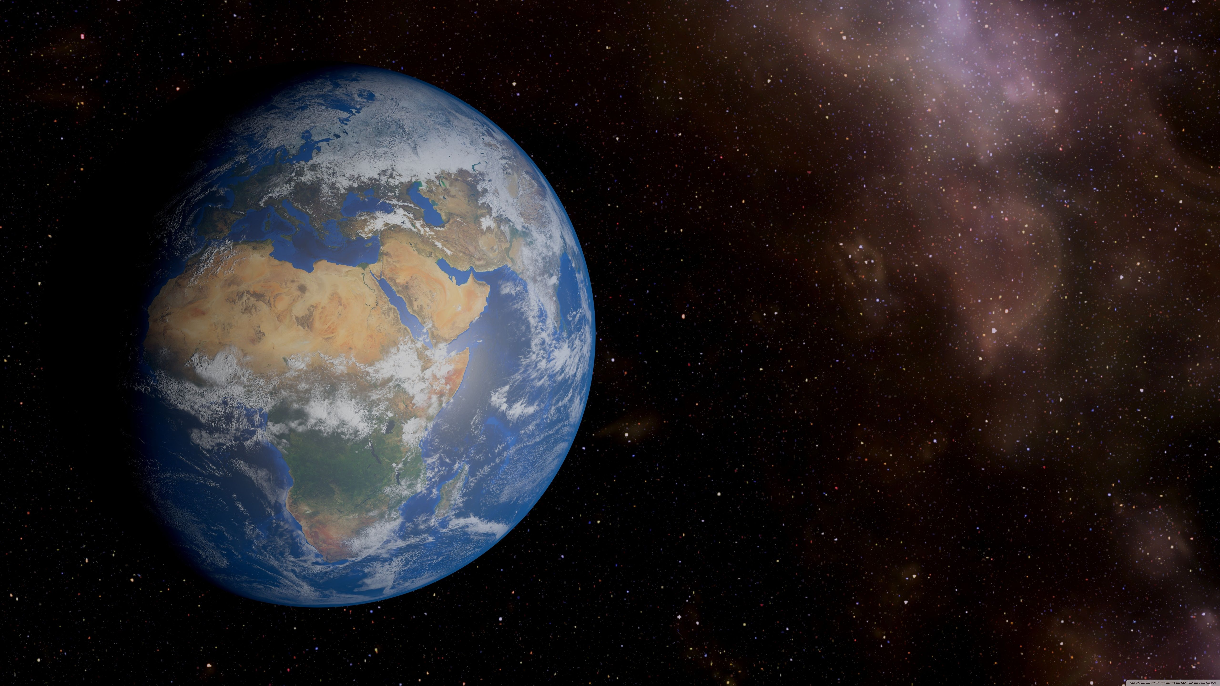 5120x2880 Fantastic Space View of Earth in 8k Resolution ❤ 4K HD ...