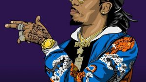 Quavo Cartoon Wallpapers – Top Free Quavo Cartoon Backgrounds