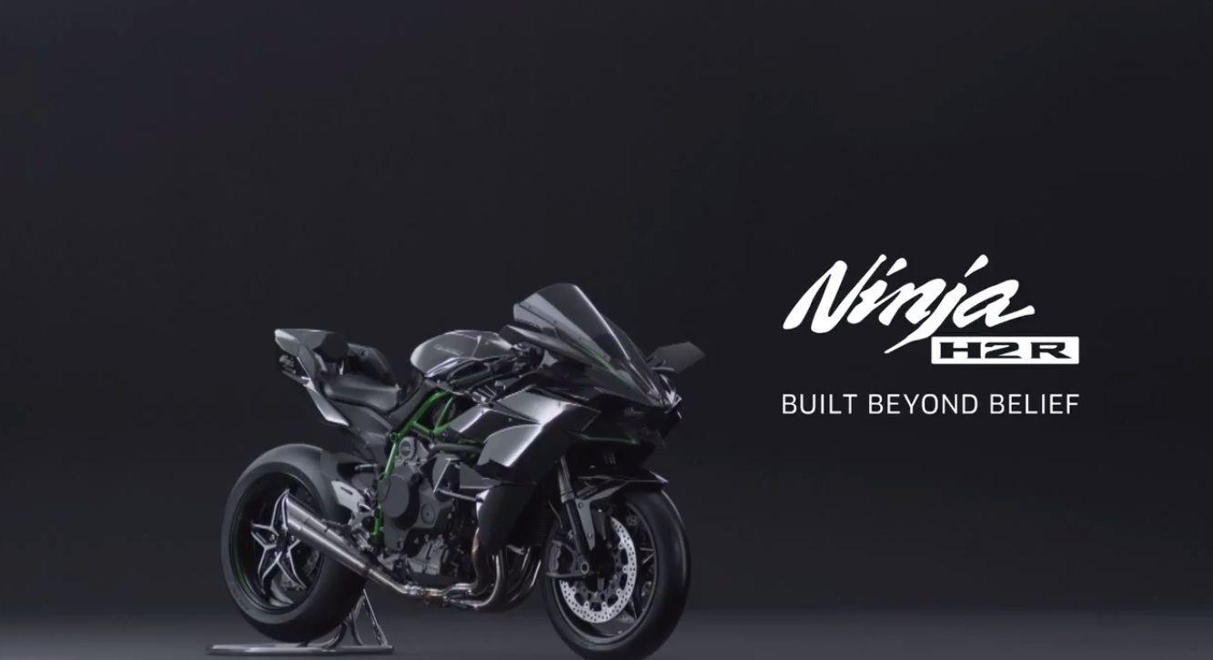 1333x725 The Ninja H2R Wallpapers