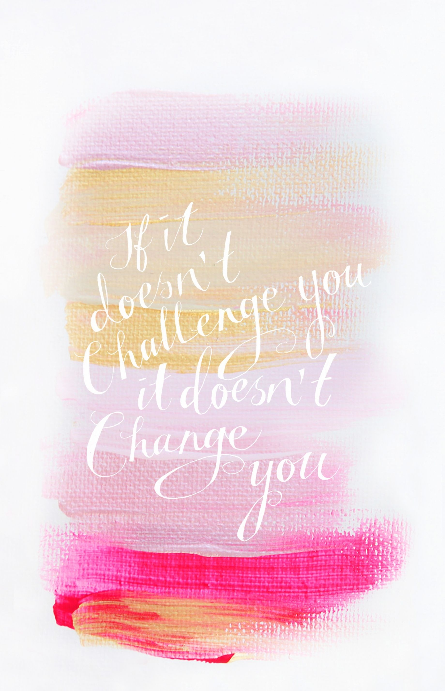 1839x2850 Pastel Floral Life Is Beautiful Quote Iphone Wallpaper Background ...