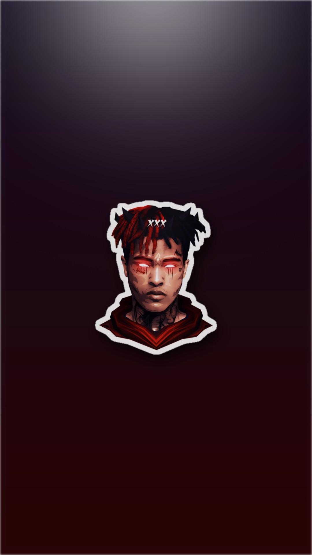 1080x1920 XXXTentacion Wallpapers