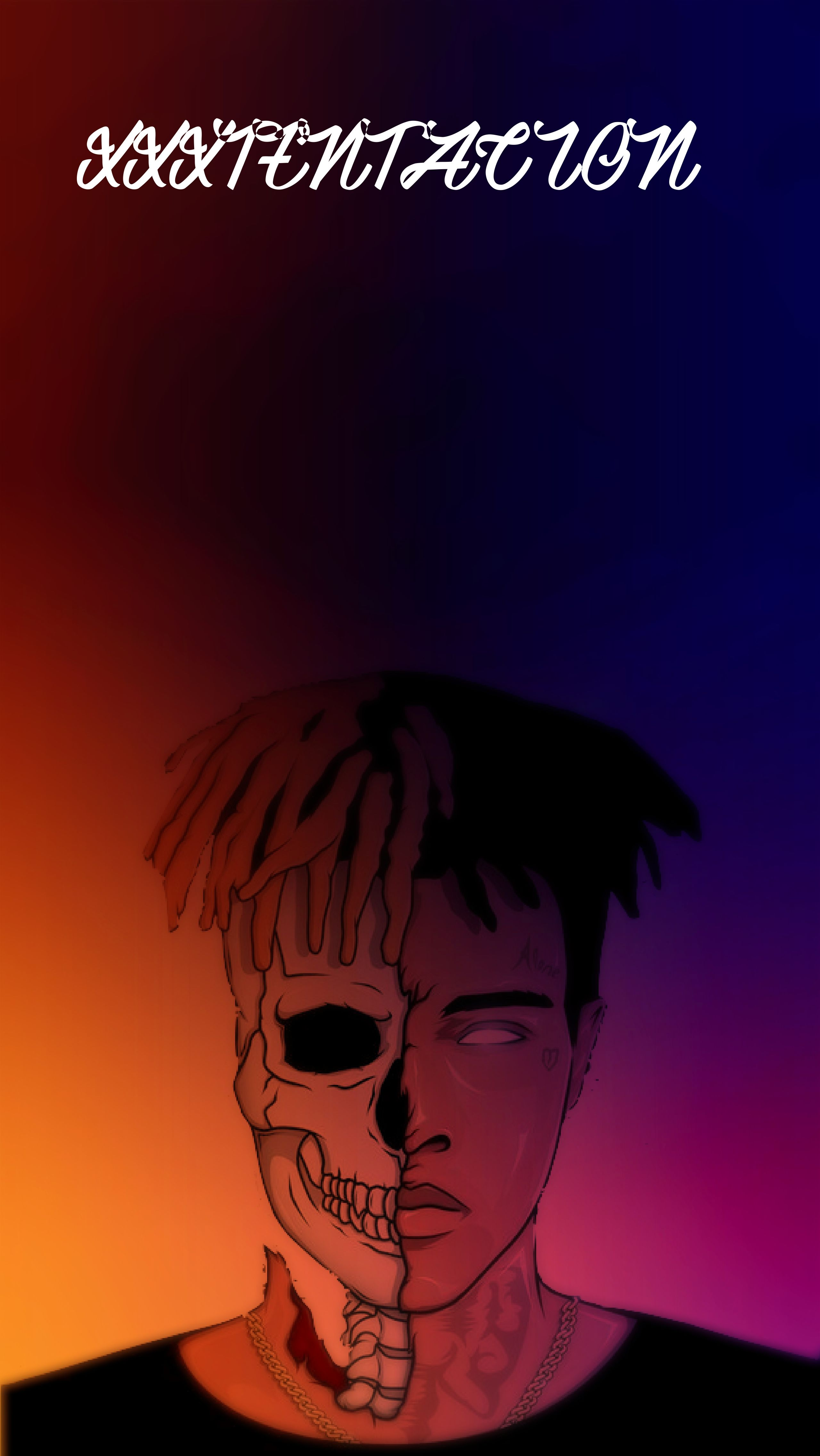 2560x4544 xxxtentacion wallpaper | Song lyrics | Wallpaper, Screen wallpaper ...