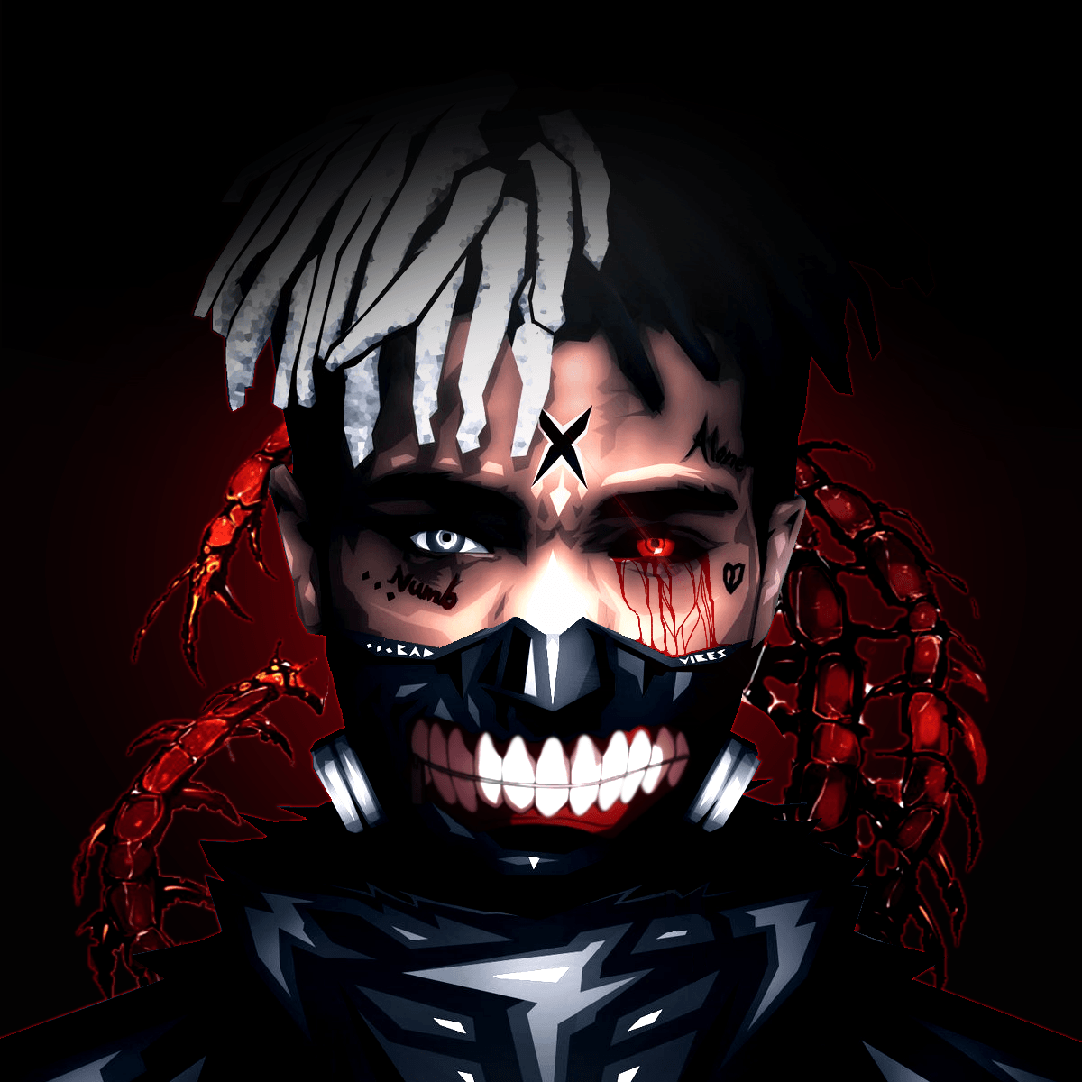 1200x1200 XXXTentacion HD Wallpapers
