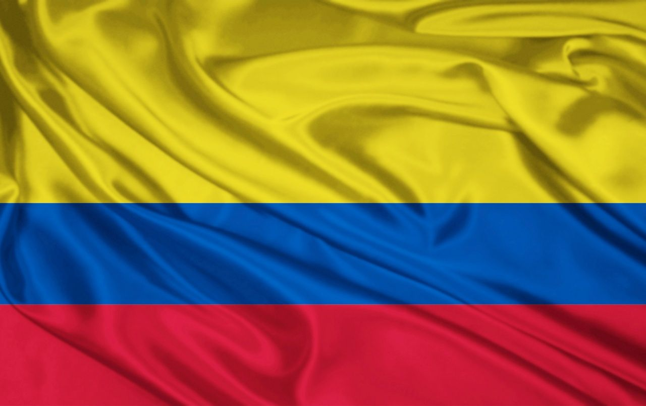 1280x804 Colombia Flag wallpapers   Colombia Flag stock photos