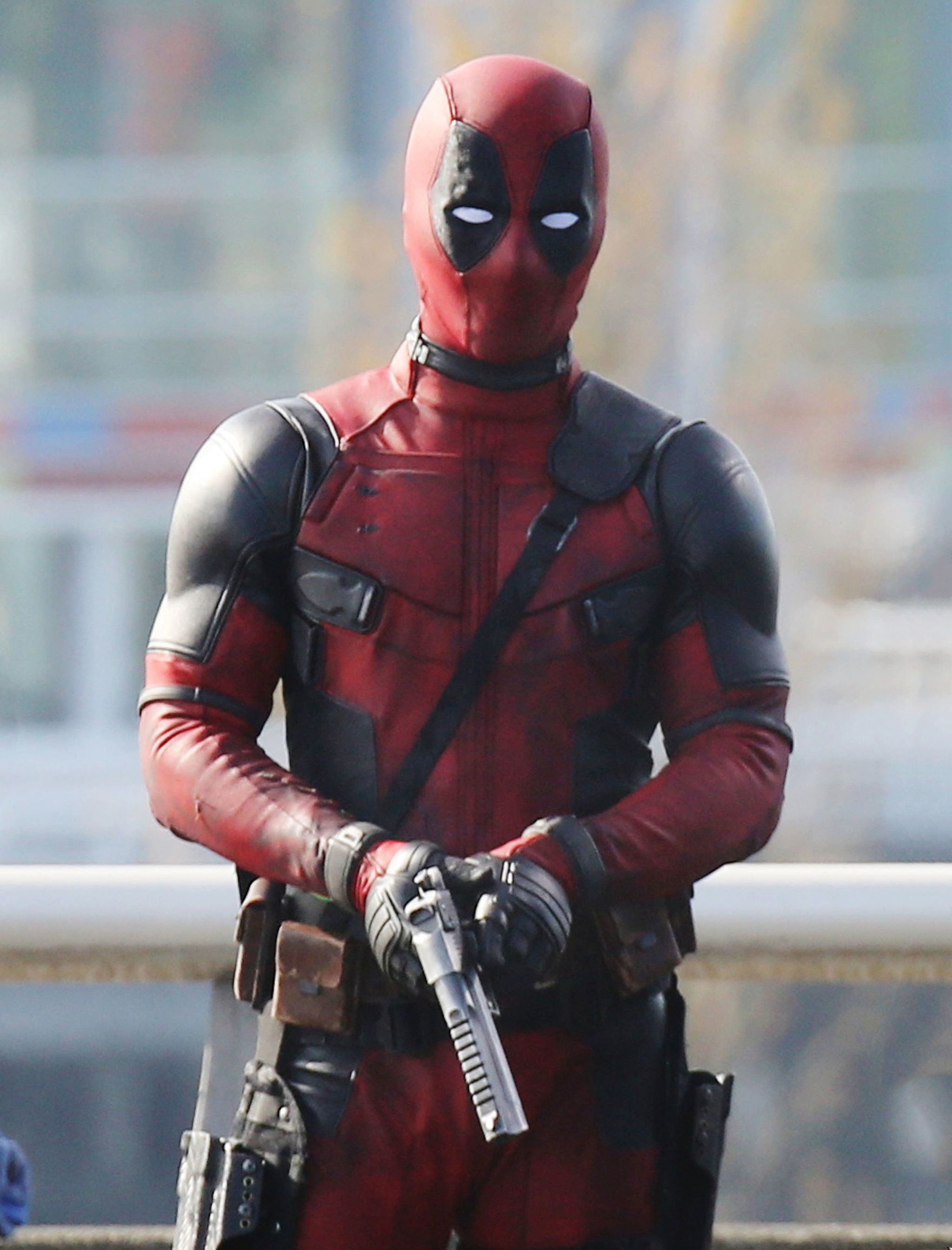 2048x2689 Deadpool movie HD Wallpapers free download