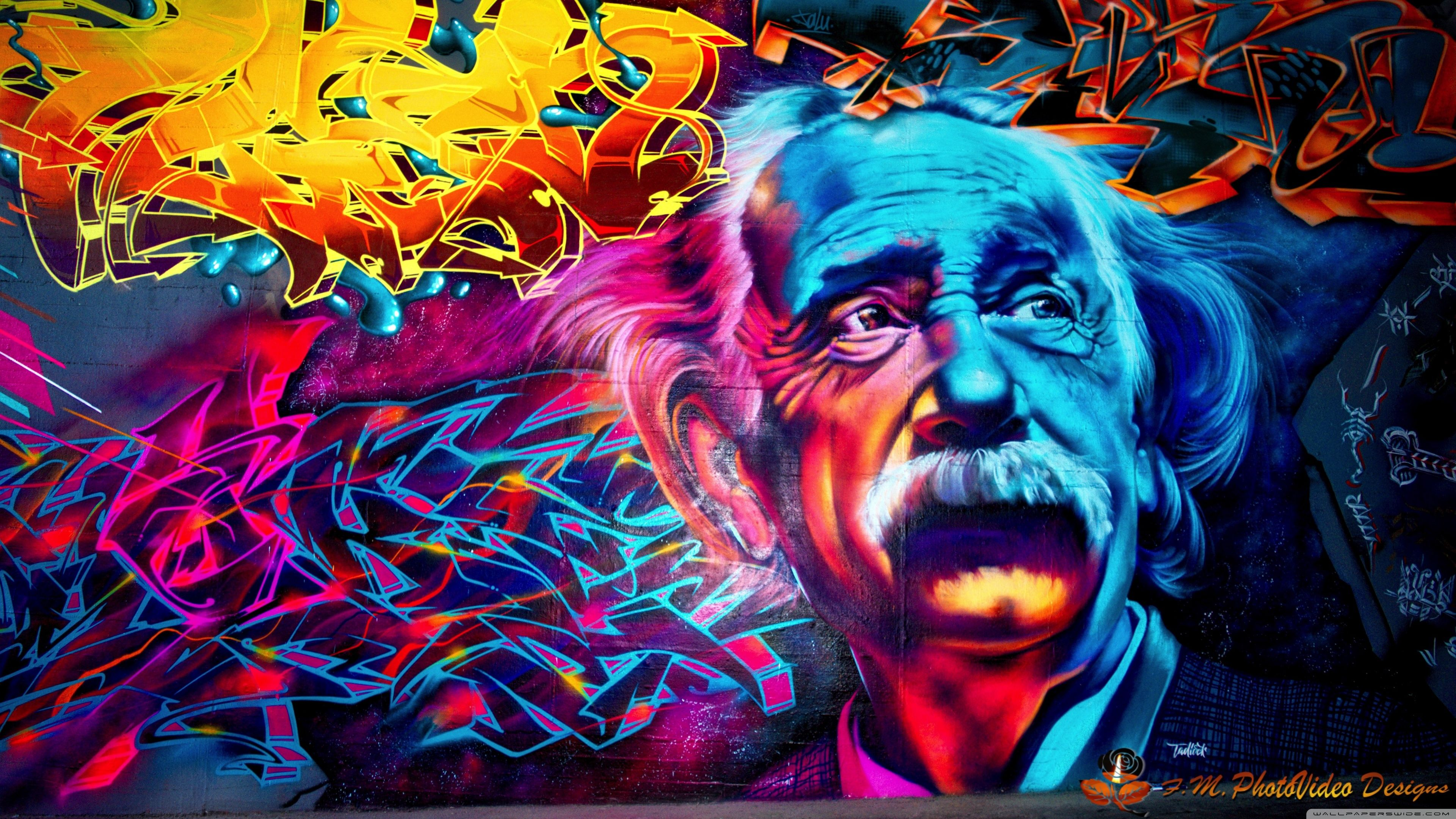 3840x2160 Street Art ❤ 4K HD Desktop Wallpaper for 4K Ultra HD TV • Wide ...
