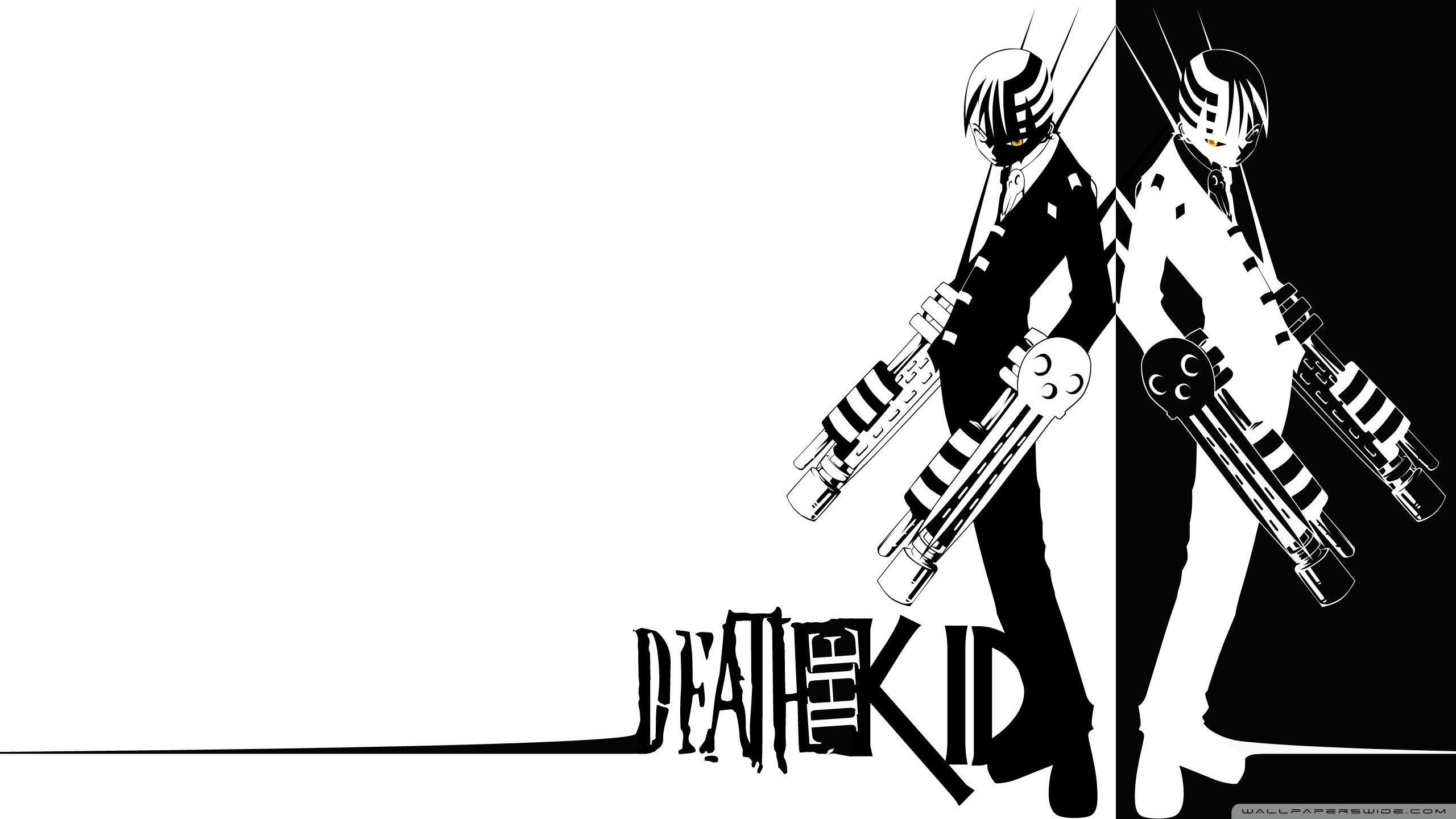 2560x1440 Soul Eater Death The Kid HD - WallDevil