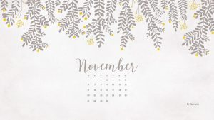 November Calendar Desktop Wallpapers – Top Free November Calendar Desktop Backgrounds