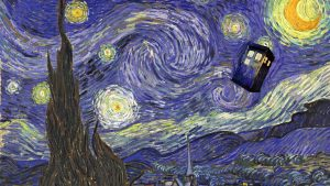 Doctor Who Starry Night Wallpapers – Top Free Doctor Who Starry Night Backgrounds