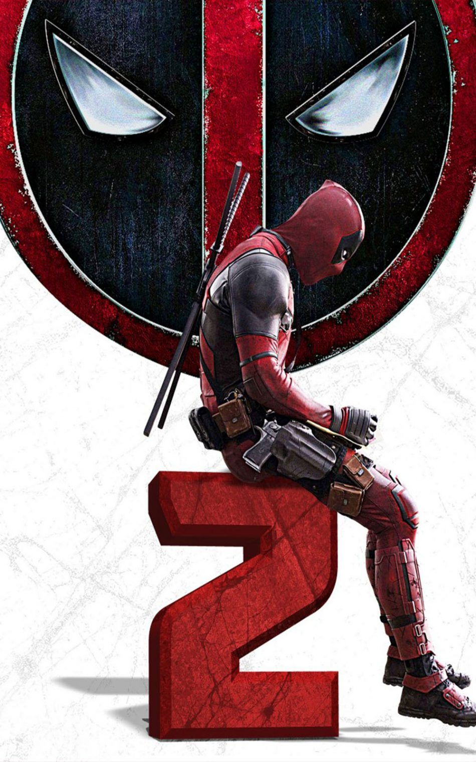 950x1520 Deadpool 2 2018 Movie - Download Free Pure 4K Ultra HD Mobile Wallpaper
