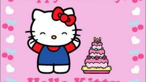 Happy Birthday Hello Kitty Wallpapers – Top Free Happy Birthday Hello Kitty Backgrounds