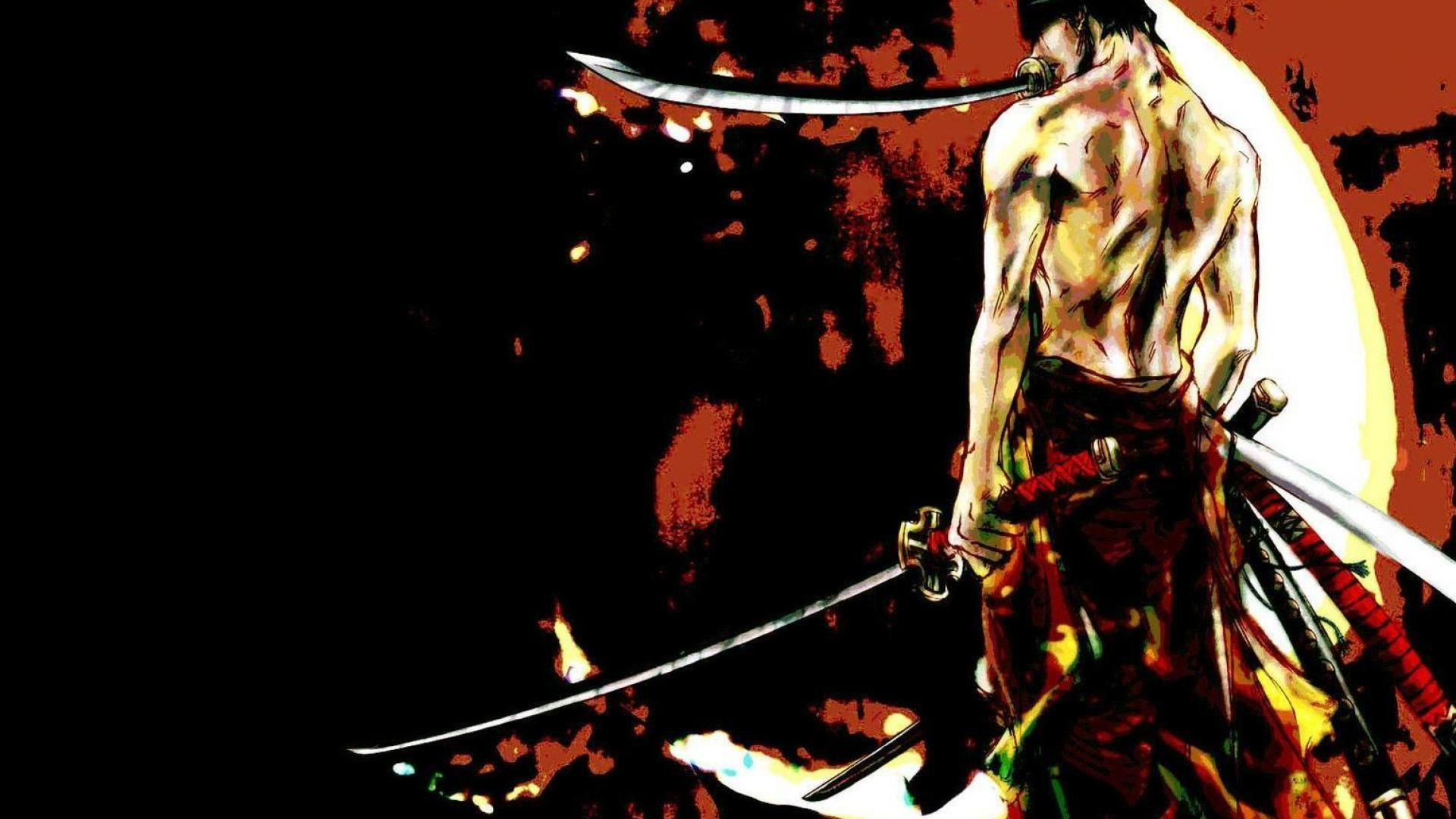1920x1080 Images For Gt One Piece Wallpaper Zoro Roronoa Zoro Wallpaper Iphone ...