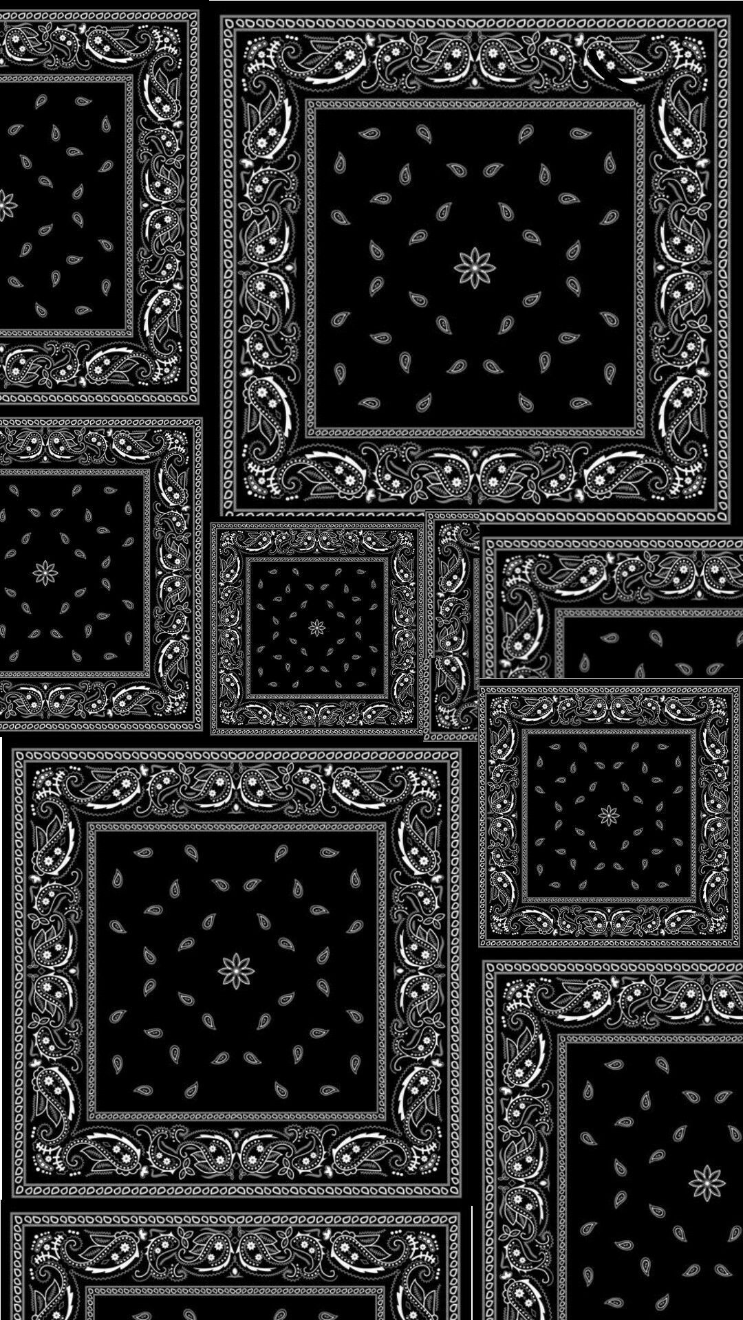 1080x1920 BLACK BANDANA WALLPAPER. in 2019 | Wallpaper backgrounds ...