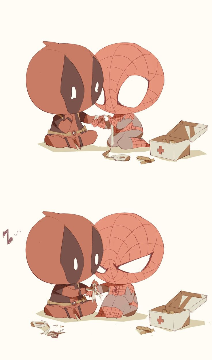 736x1246 166 best spiderman and Deadpool images on Pinterest | Marvel comics ...
