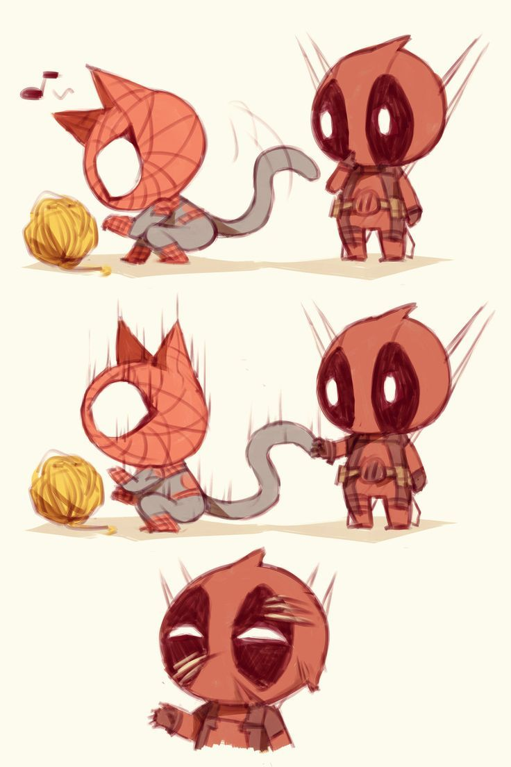 736x1104 166 best spiderman and Deadpool images on Pinterest | Marvel comics ...