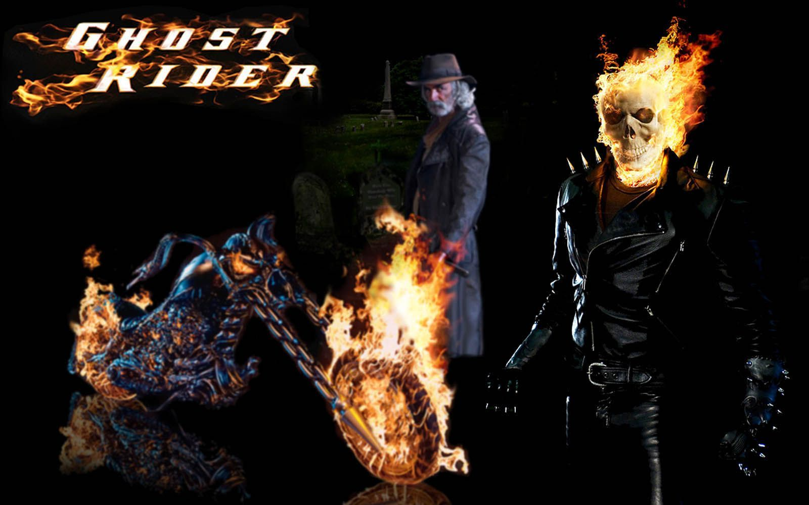 1600x1000 Blue Ghost Rider | Ghost Rider Wallpapers | ghost rider | Pinterest ...