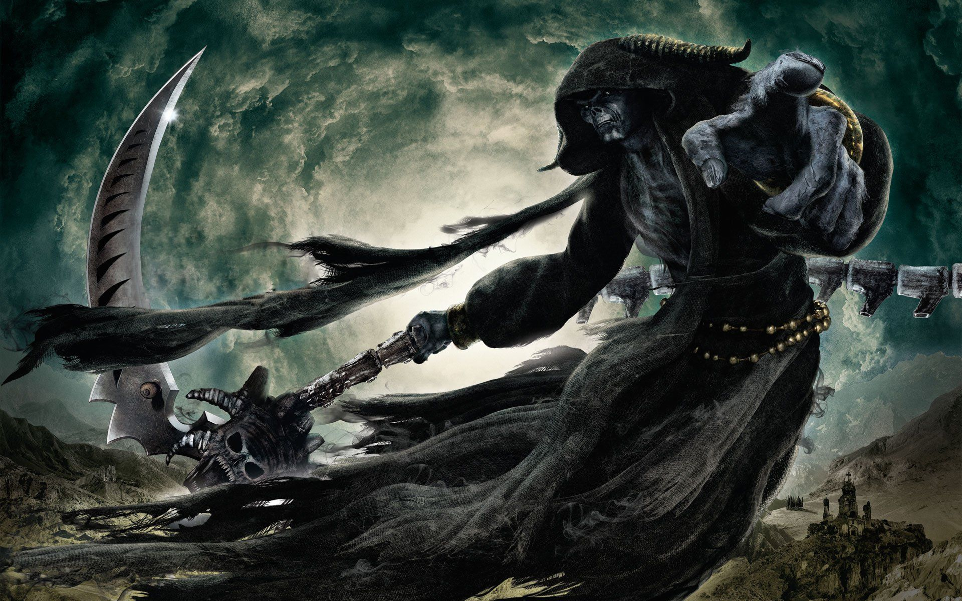 1920x1200 183 Grim Reaper HD Wallpapers | Background Images - Wallpaper Abyss