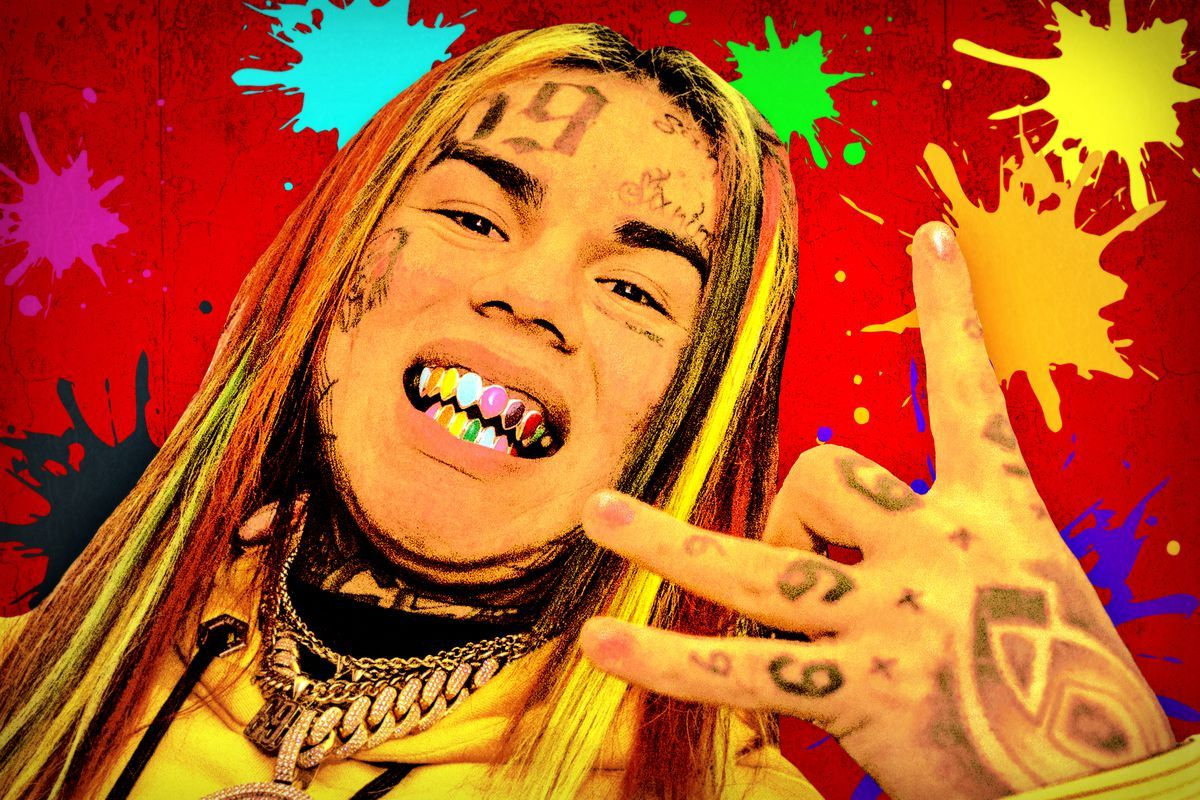 1200x800 Meet 6ix9ine: The First Rap Star of 2018 Is Easy to Hate, Impossible ...