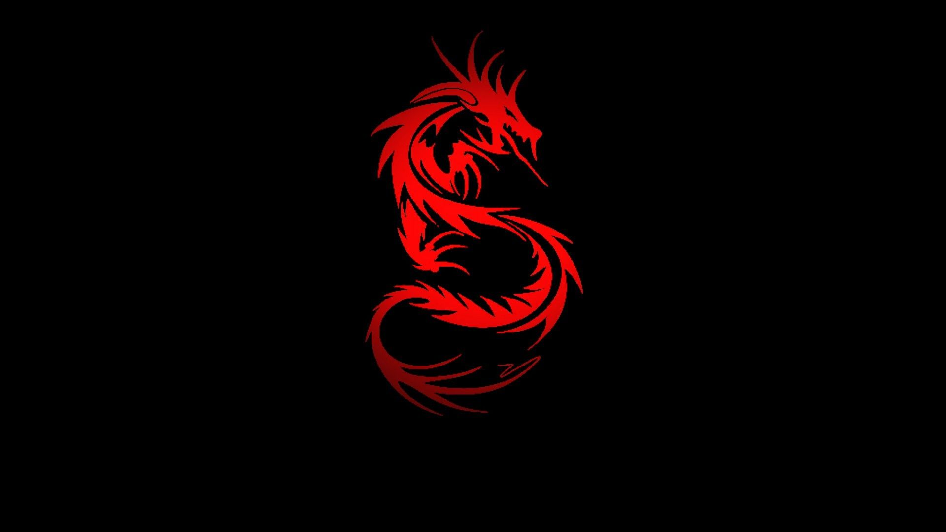 1920x1080 Red Dragon Wallpaper HD (65+ images)