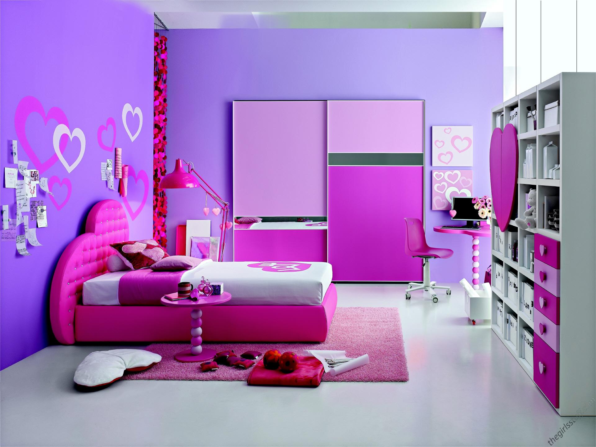1920x1440 Cool Teen Bedroom Design Ideas with with Car Themed Wallpaper with ...
