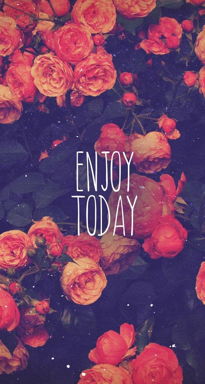 700x1309 Enjoy Today Red Roses iPhone 6 Plus HD Wallpaper | I <3 Fitness ...