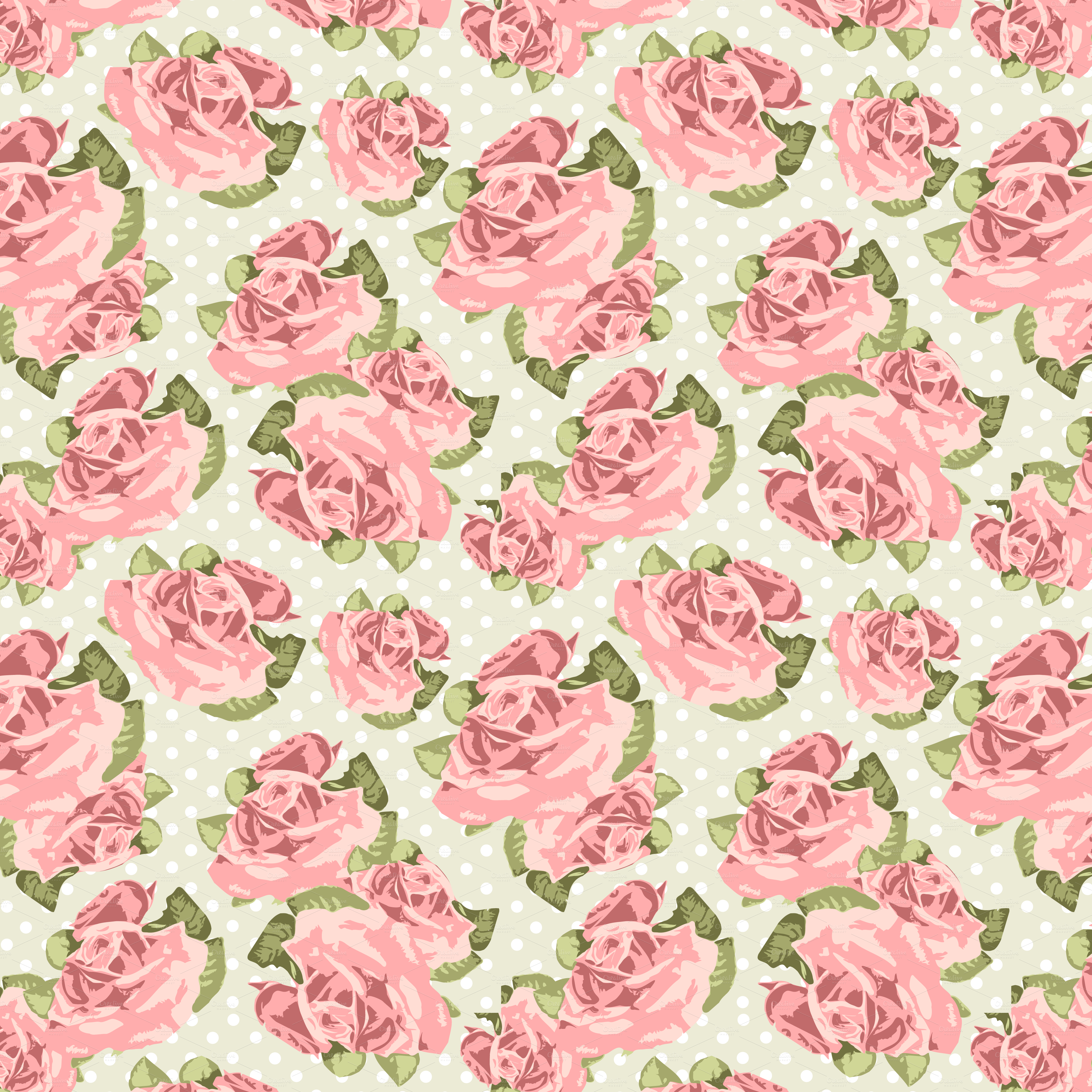 3600x3600 Vintage Flower Wallpapers Tumblr Group (36+)