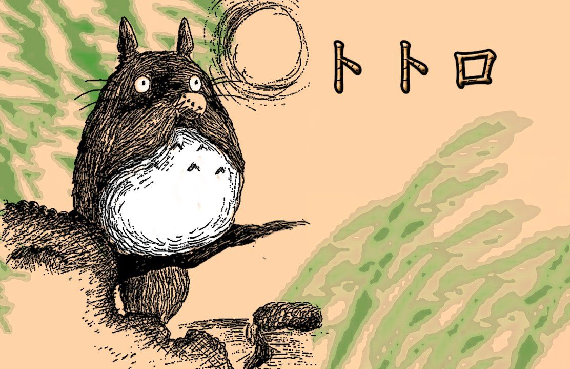 1112x719 Totoro Backgrounds Group (67+)