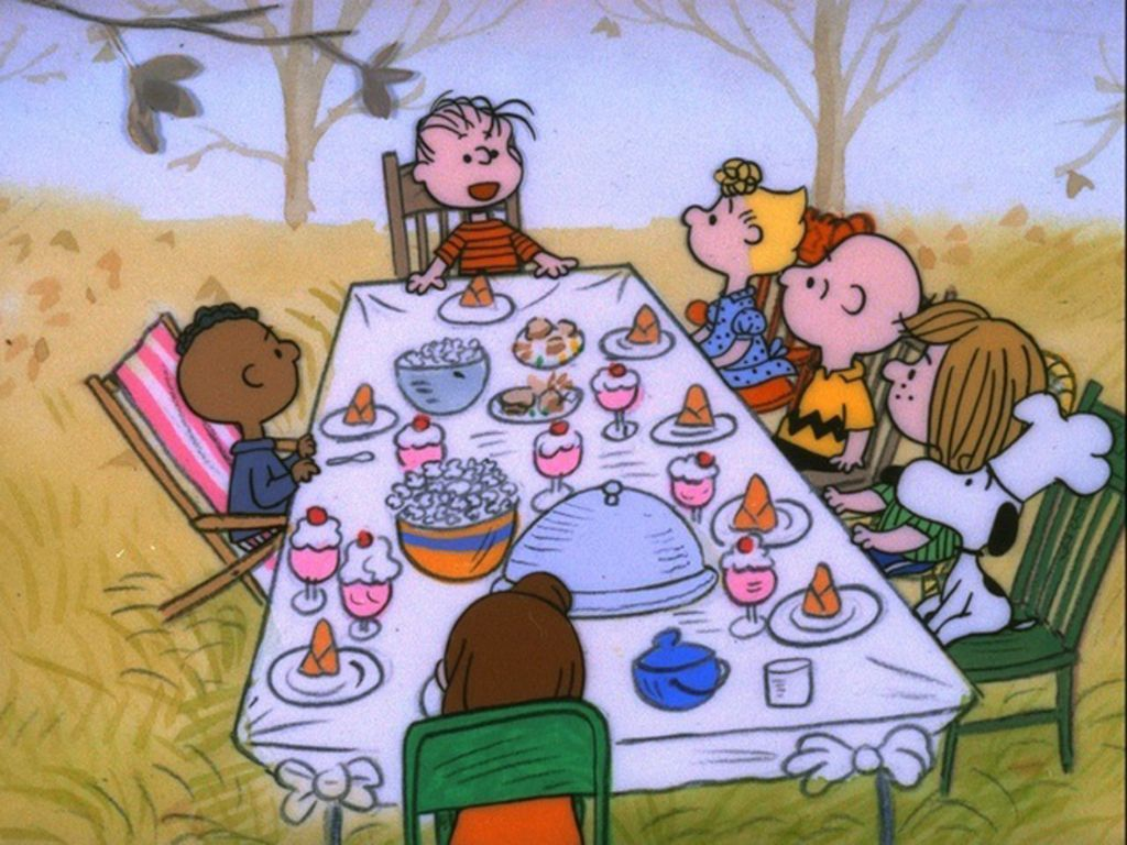 1024x768 10 Things You Never Knew About 'A Charlie Brown Thanksgiving ...