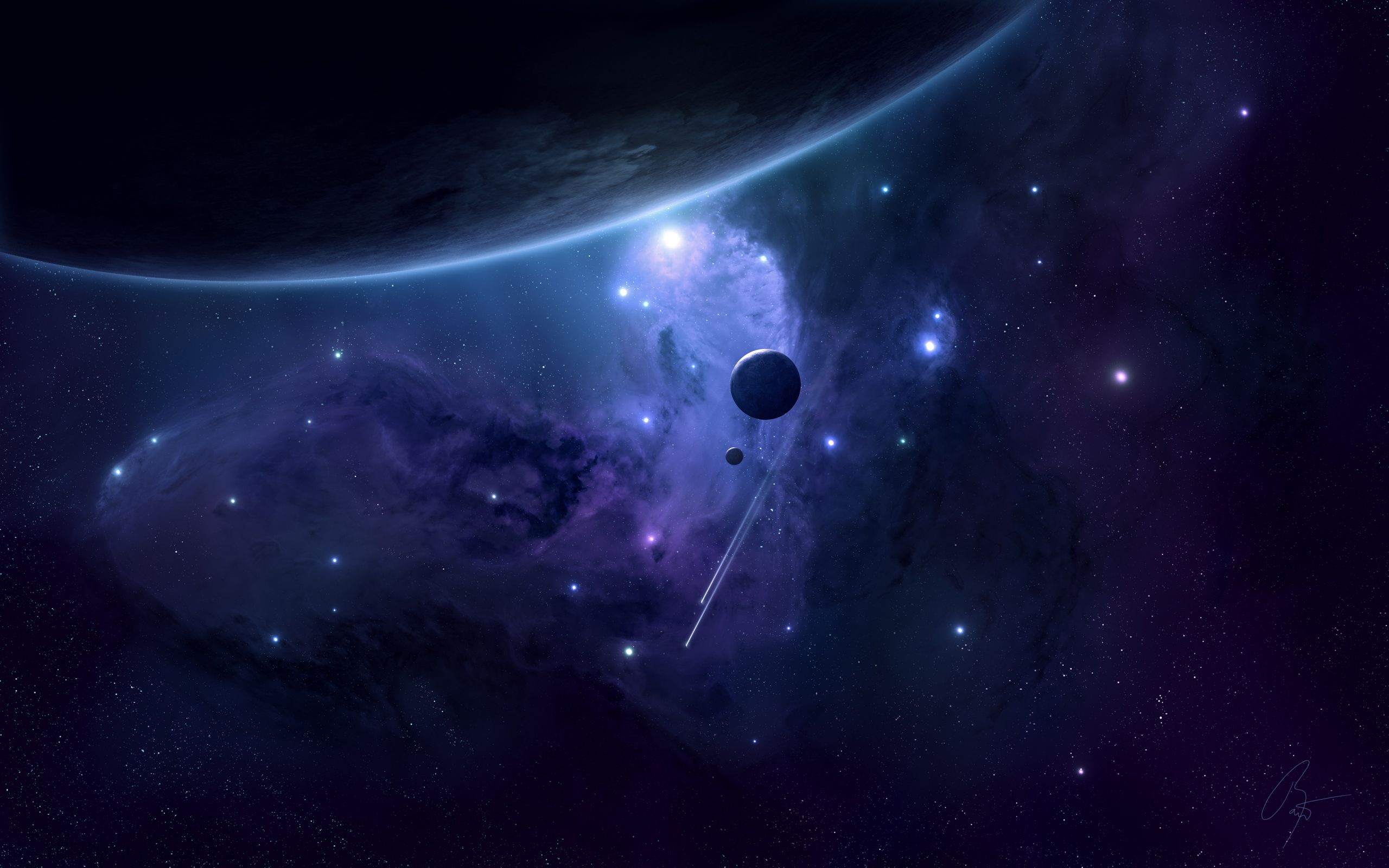 2560x1600 Planets Wallpapers   HD Wallpapers   ID #11058