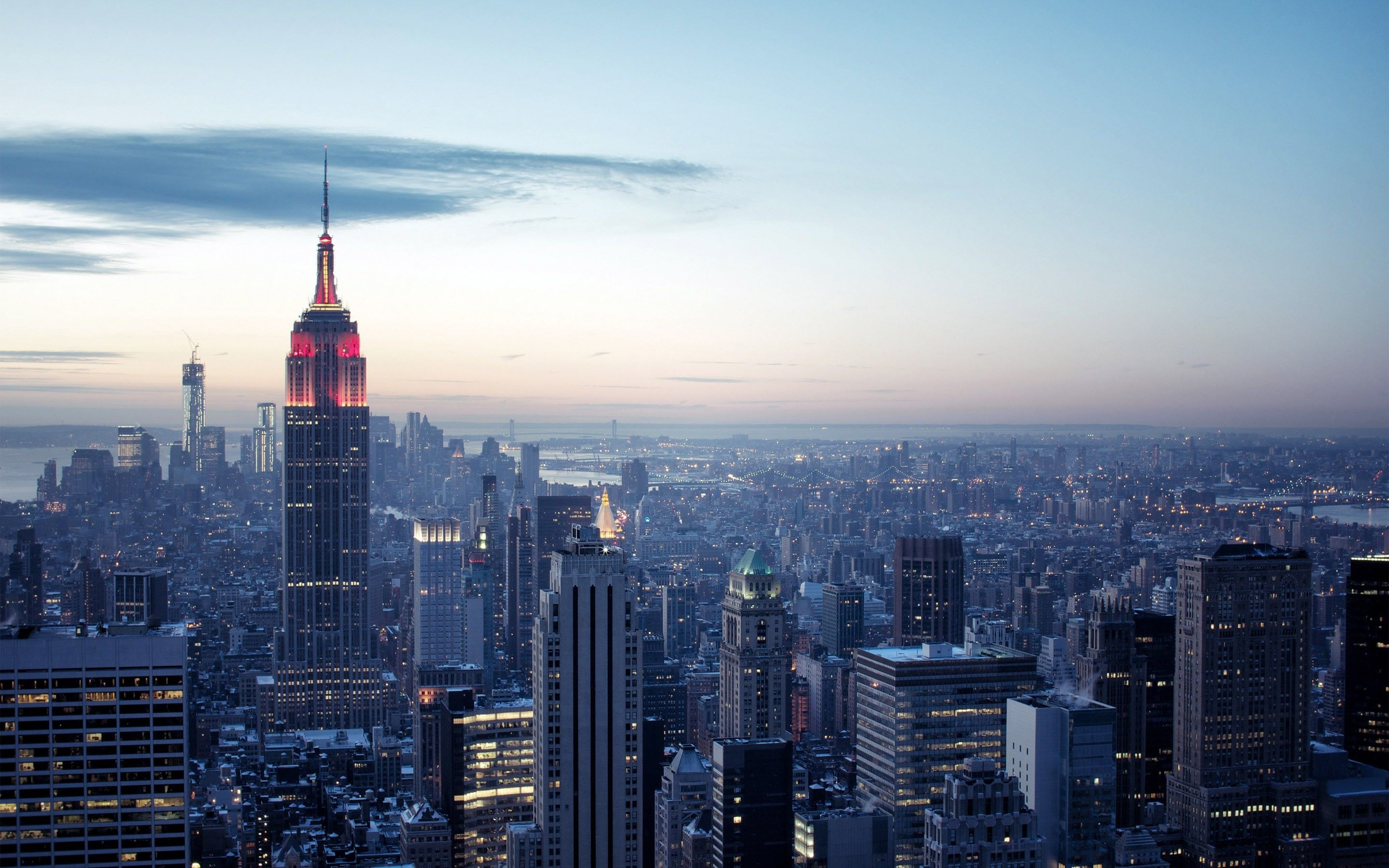 2880x1800 World New York City Usa Big Apple Wallpaper Pictures Hd ~ World for ...