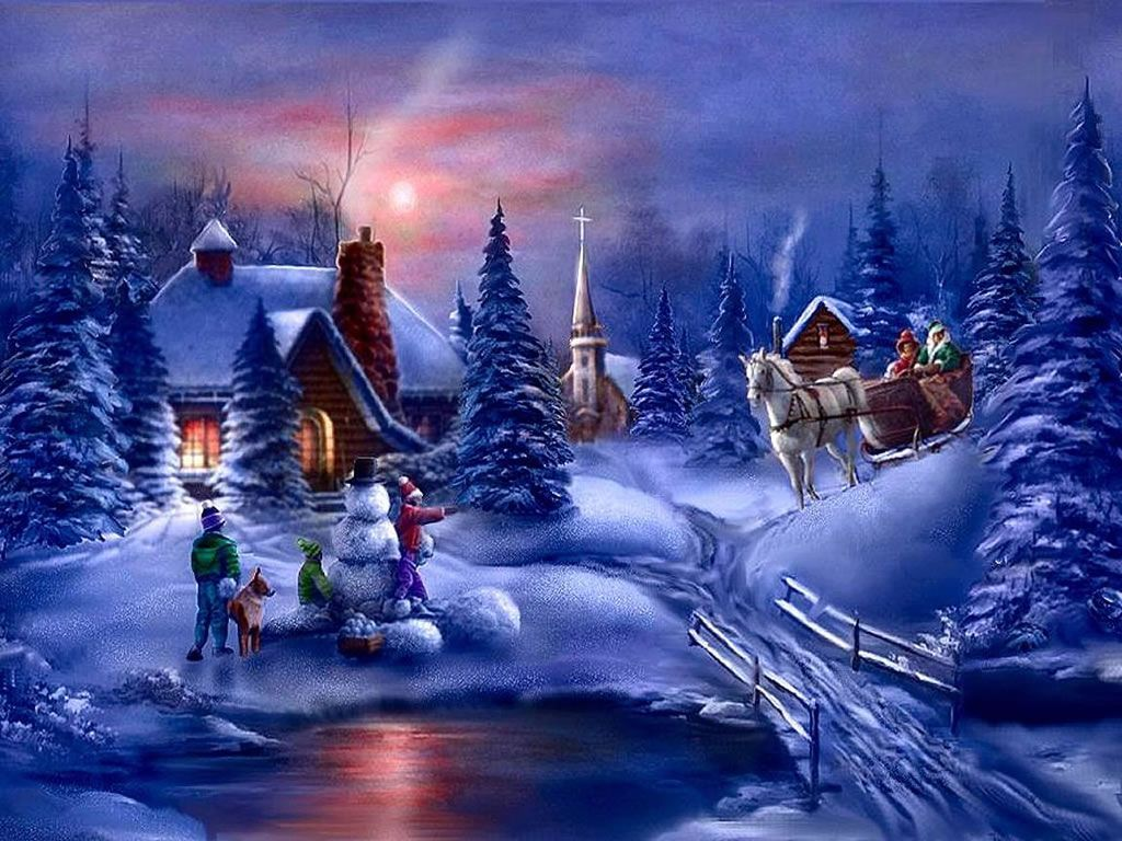 1024x768 free holiday laptop wallpapers   Best Free Christmas Background HD ...