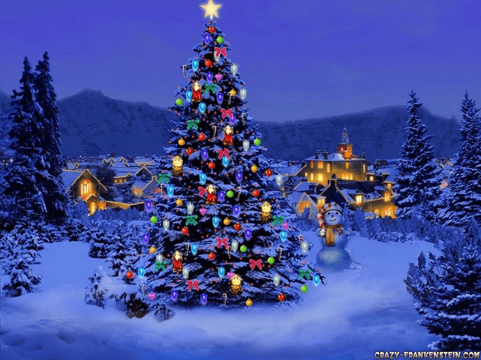 1600x1200 Other Christmas songs focus on more secular Christmas themes, such ...