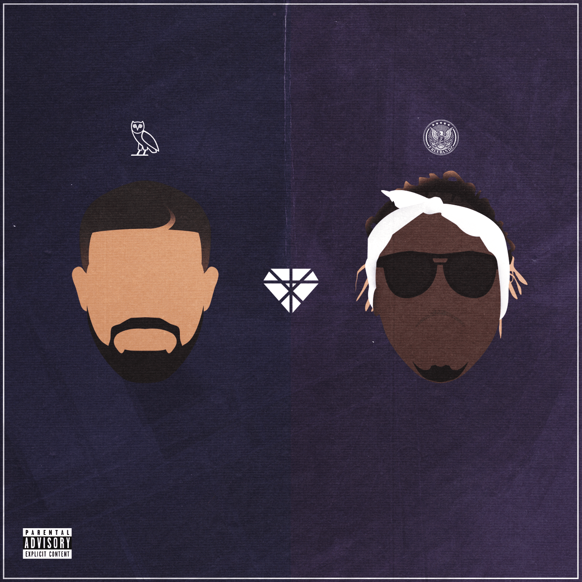 1200x1200 Drake & Future - What A Time to Be Alive [1200x1200] - Imgur
