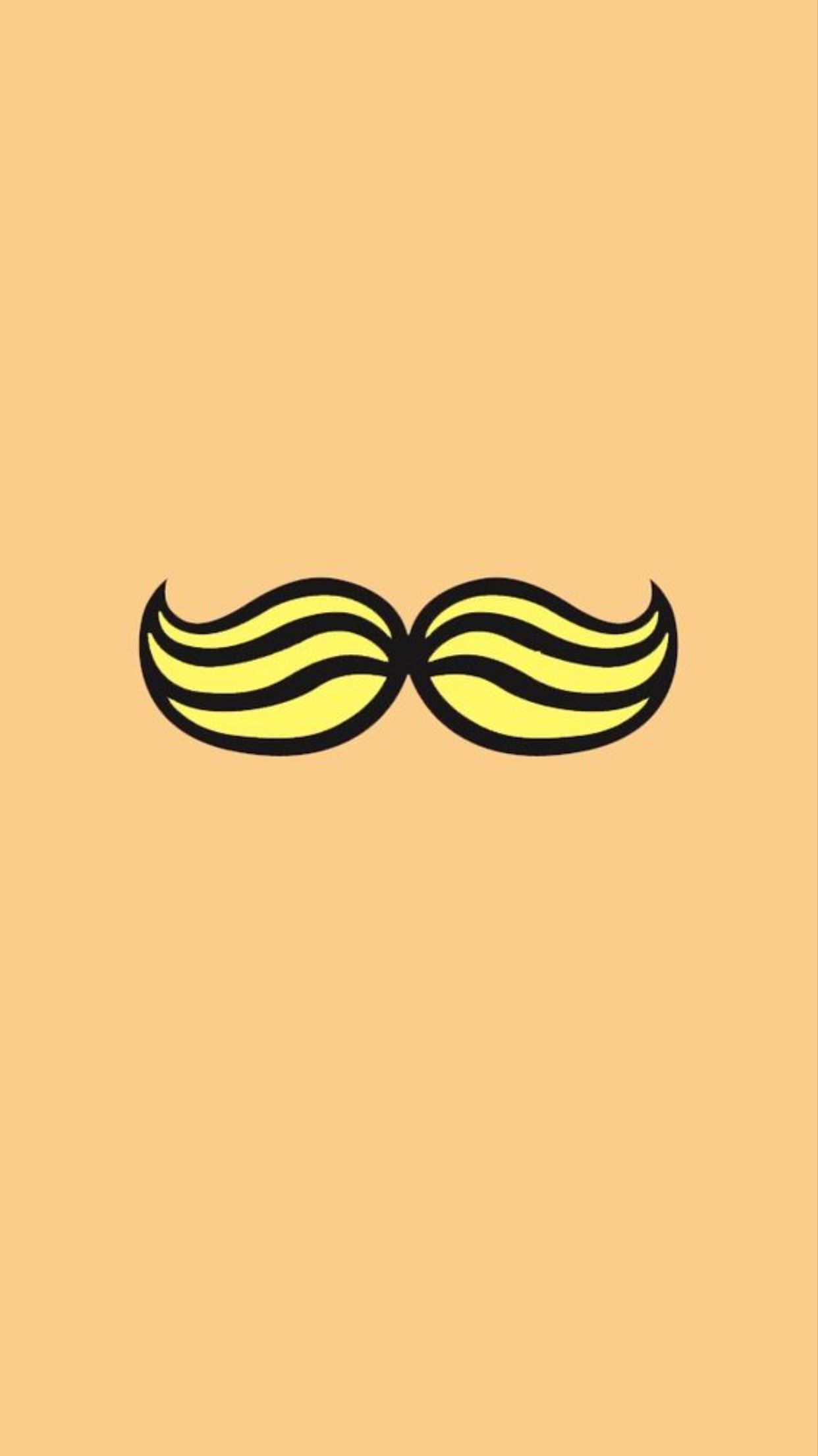 1242x2208 Awesome Mustache Wallpapers for Phones and Walls Mens ...