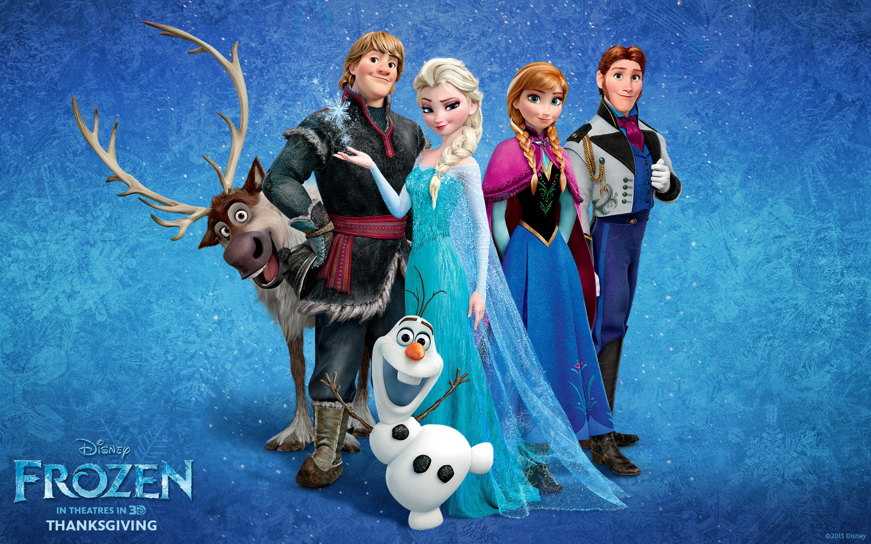 2880x1800 312 Frozen HD Wallpapers | Background Images - Wallpaper Abyss