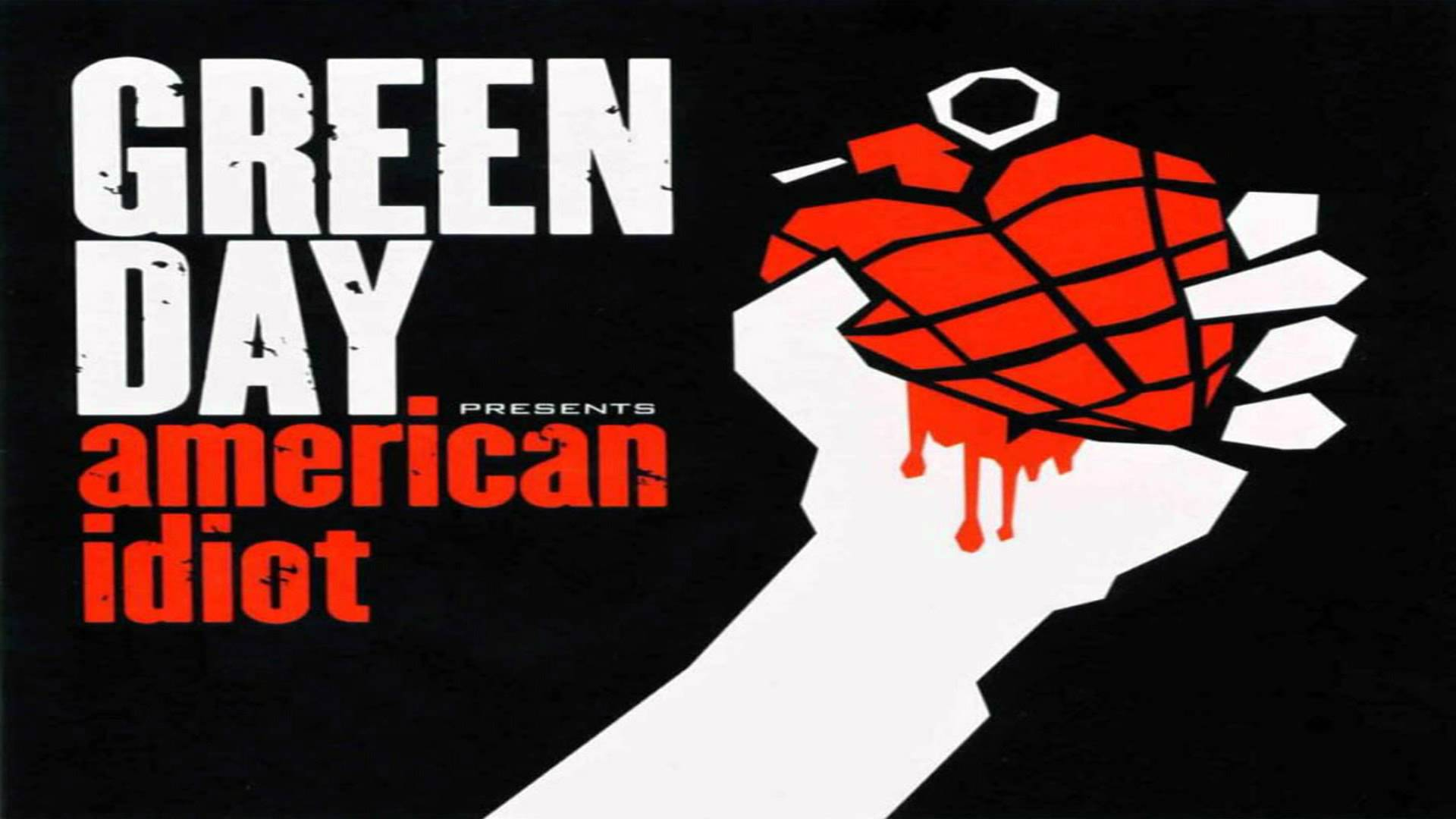 1920x1080 Green Day - American Idiot [Bass Backing Track] - YouTube