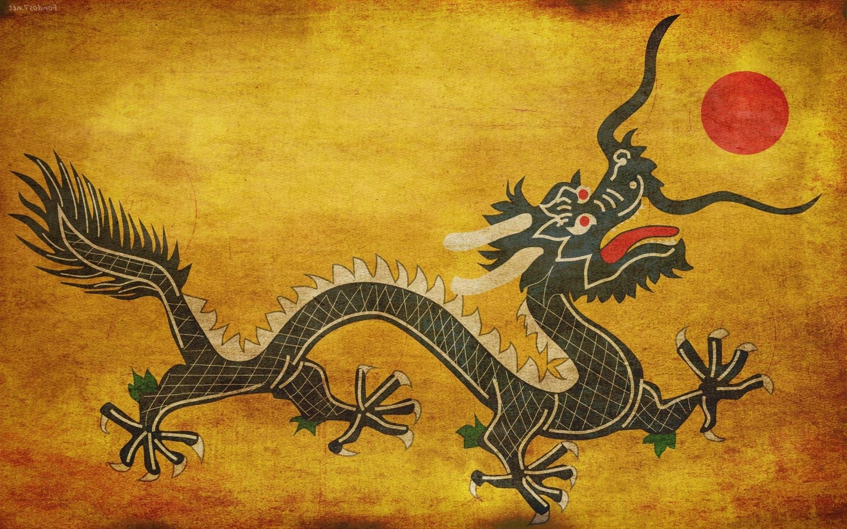 1680x1050 China Dragon Wallpapers Group (60+)