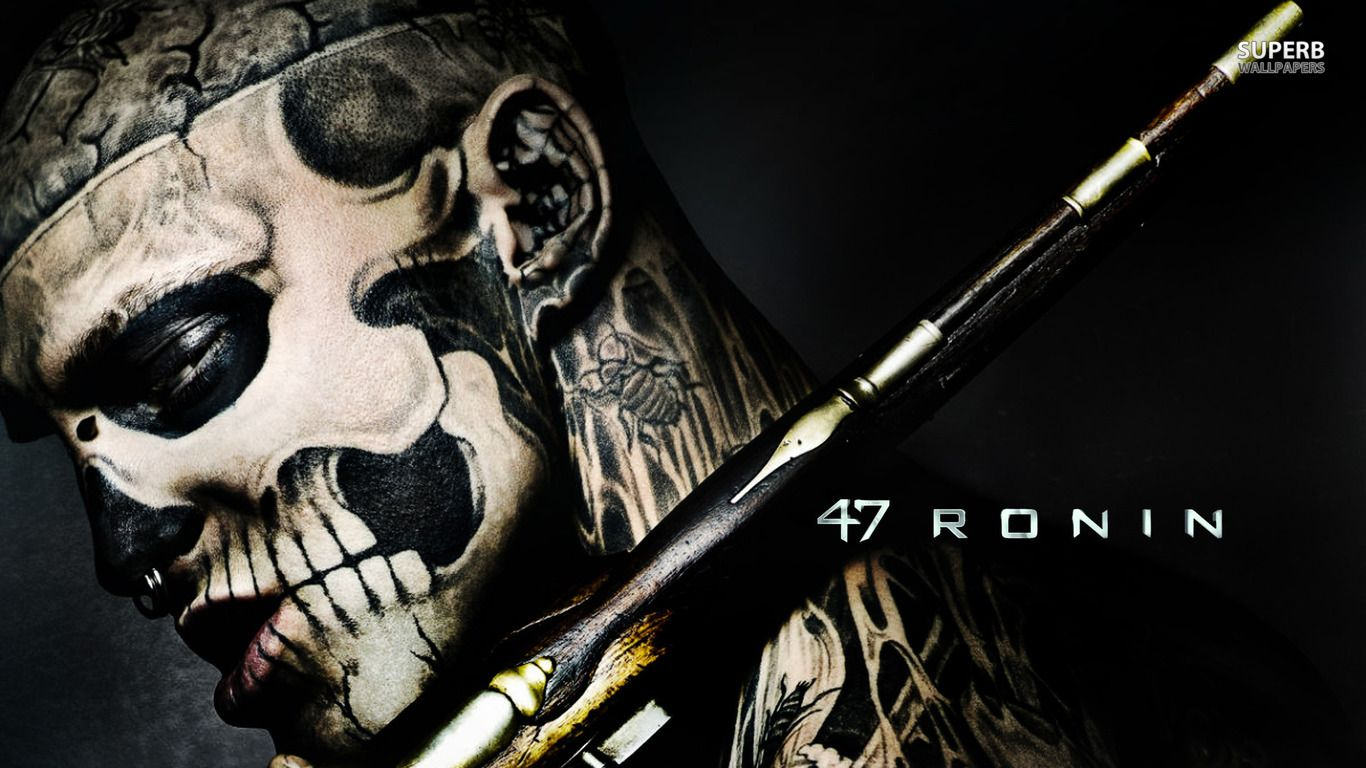 1366x768 47 Ronin HD Wallpaper, Background Images