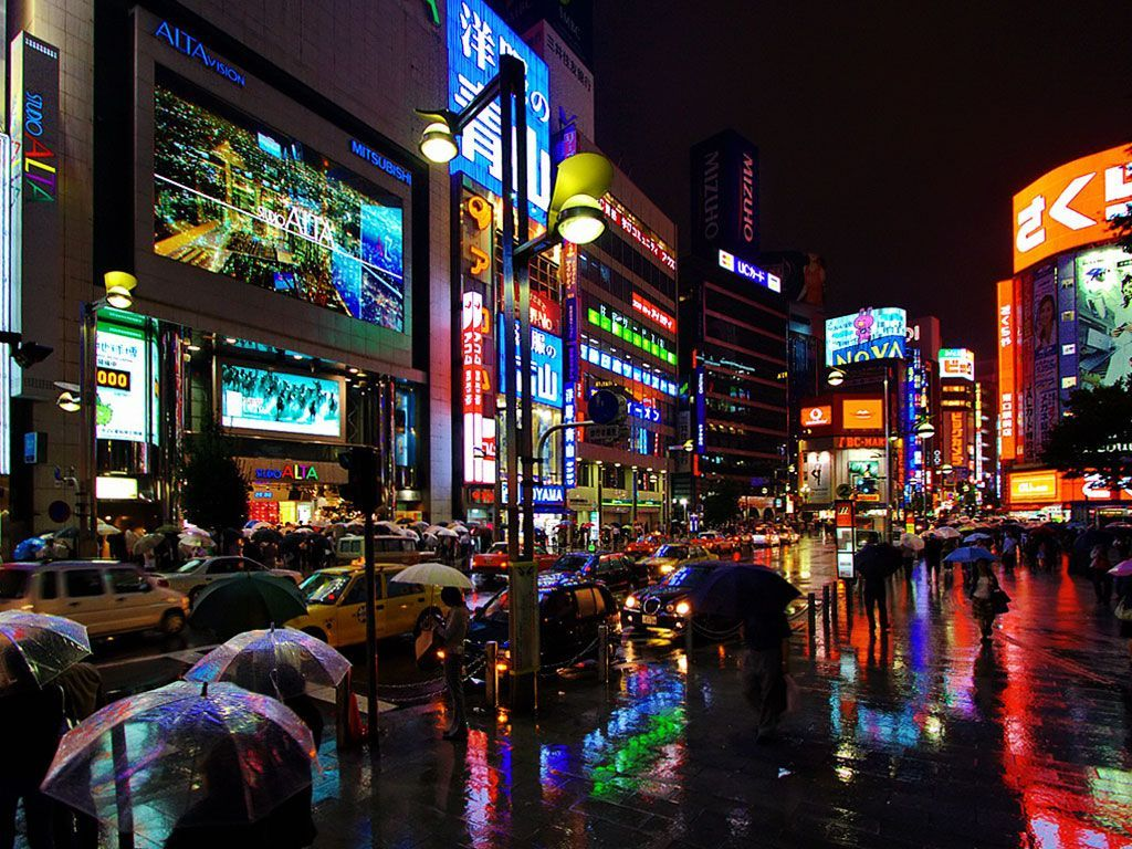 1024x768 Pin by Ch'nell Amos on Places I've Been | Pinterest | Tokyo, Tokyo ...