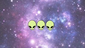Aesthetic Alien Desktop Wallpapers – Top Free Aesthetic Alien Desktop Backgrounds