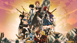 Fairy Tail Epic Wallpapers – Top Free Fairy Tail Epic Backgrounds