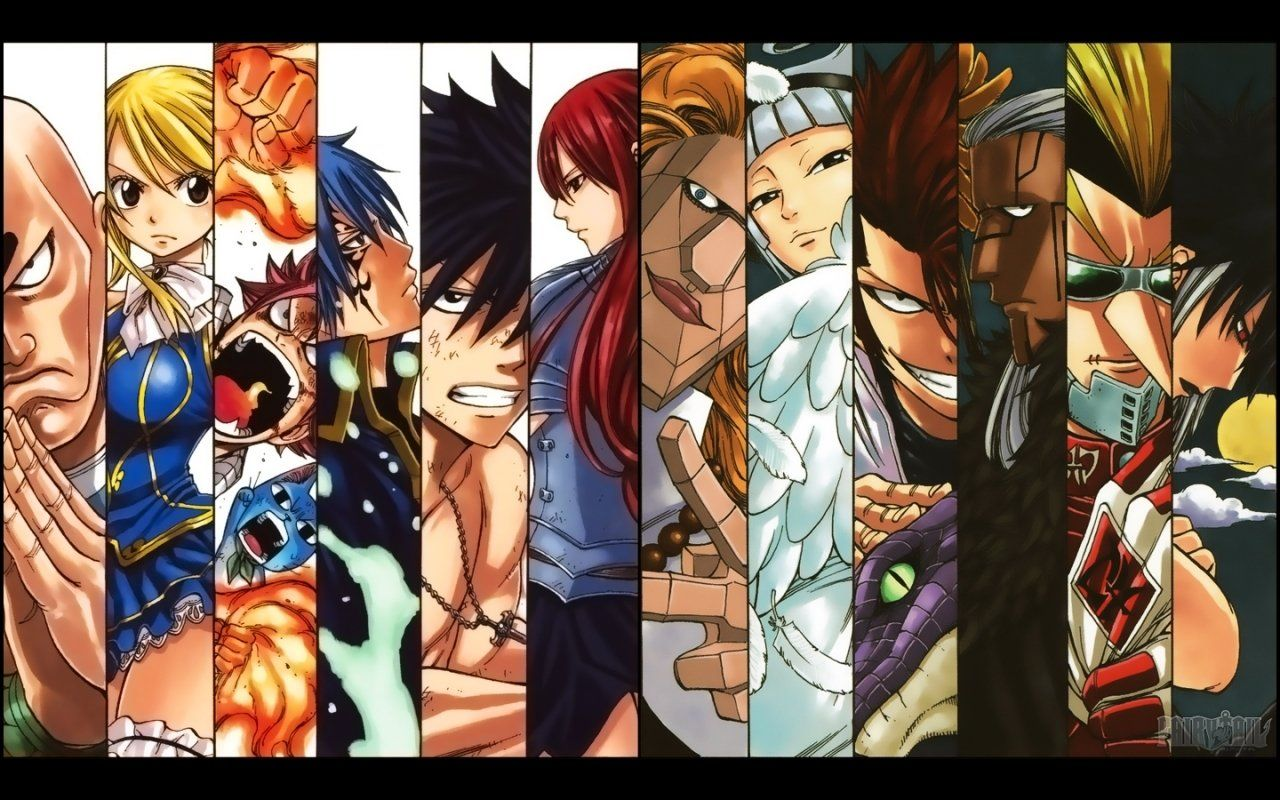 1280x800 933 Fairy Tail HD Wallpapers | Background Images - Wallpaper Abyss
